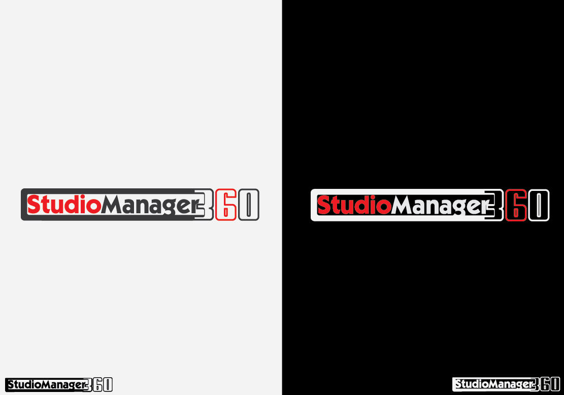 Logo Design by Private User - Entry No. 121 in the Logo Design Contest Unique Logo Design Wanted for Studio Manager 360.