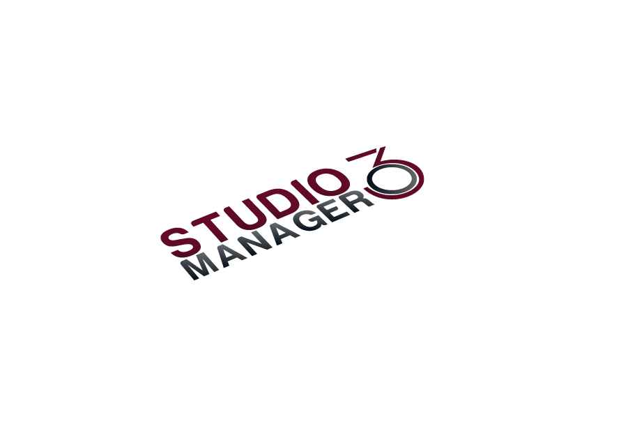Logo Design by brands_in - Entry No. 124 in the Logo Design Contest Unique Logo Design Wanted for Studio Manager 360.