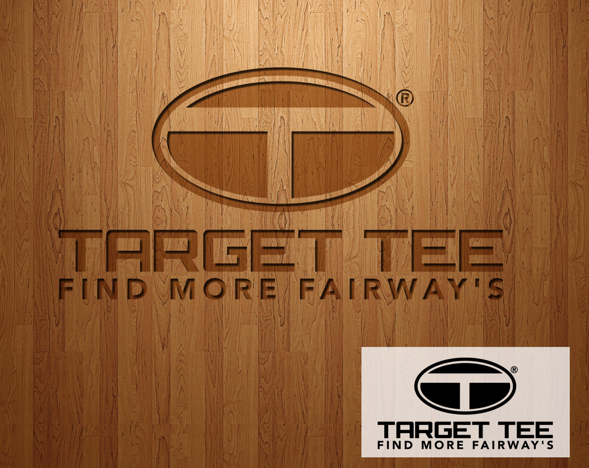 Logo Design by lagalag - Entry No. 45 in the Logo Design Contest Imaginative Logo Design for TARGET-TEE.