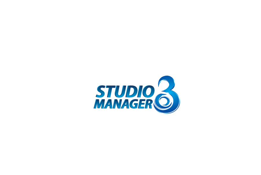 Logo Design by Private User - Entry No. 125 in the Logo Design Contest Unique Logo Design Wanted for Studio Manager 360.