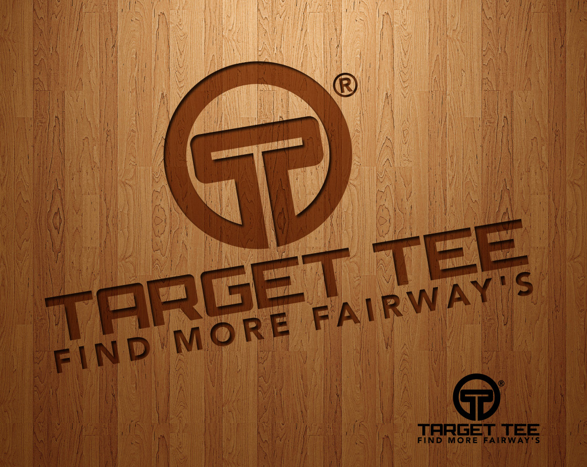 Logo Design by lagalag - Entry No. 46 in the Logo Design Contest Imaginative Logo Design for TARGET-TEE.