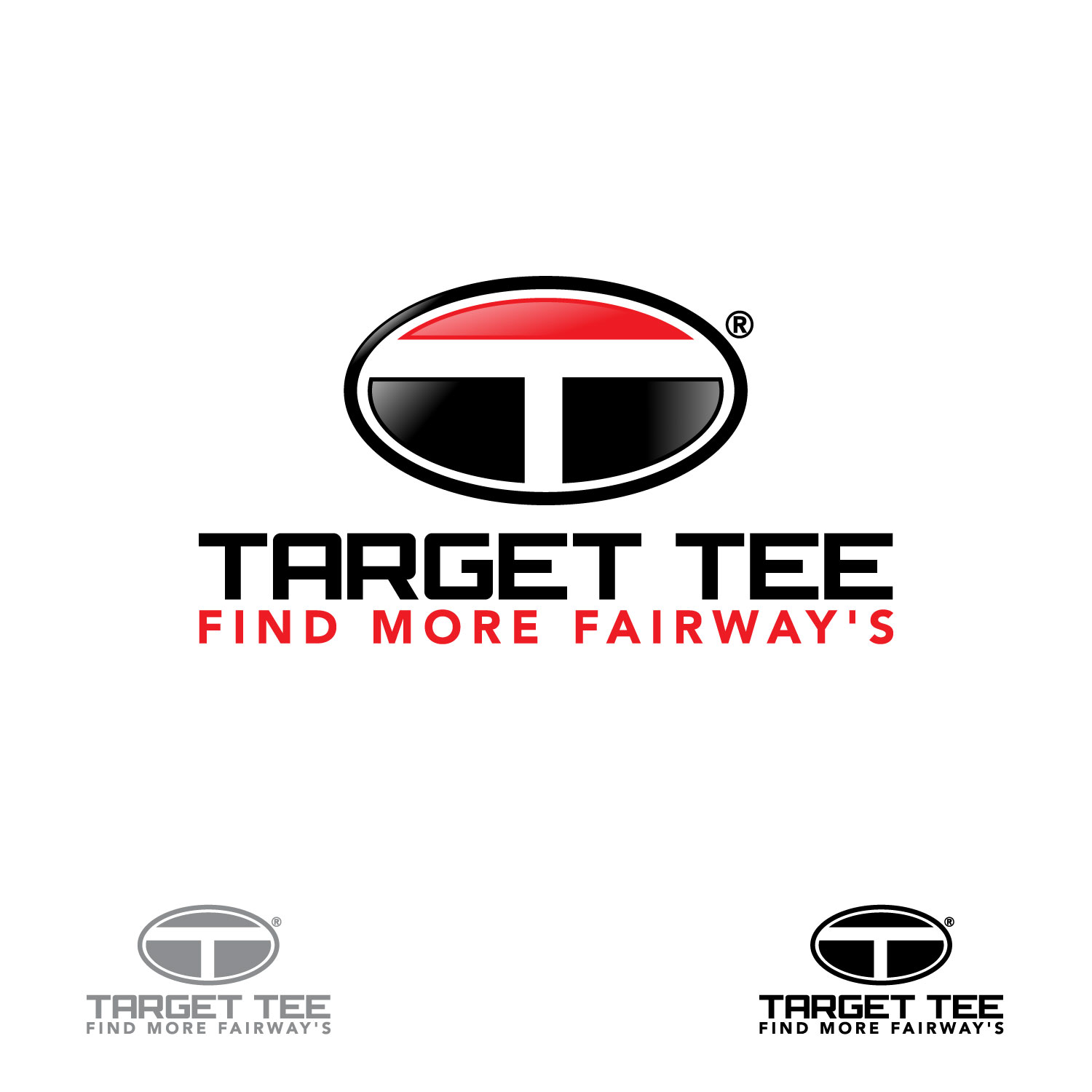 Logo Design by lagalag - Entry No. 47 in the Logo Design Contest Imaginative Logo Design for TARGET-TEE.