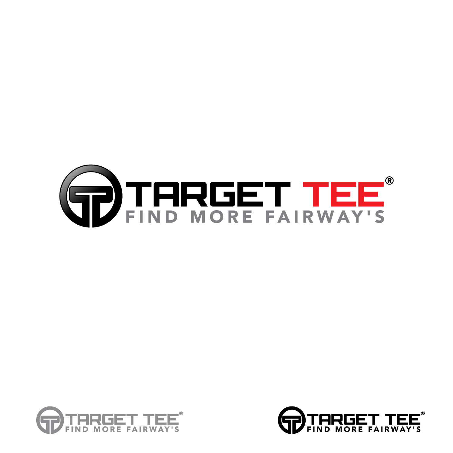 Logo Design by lagalag - Entry No. 48 in the Logo Design Contest Imaginative Logo Design for TARGET-TEE.