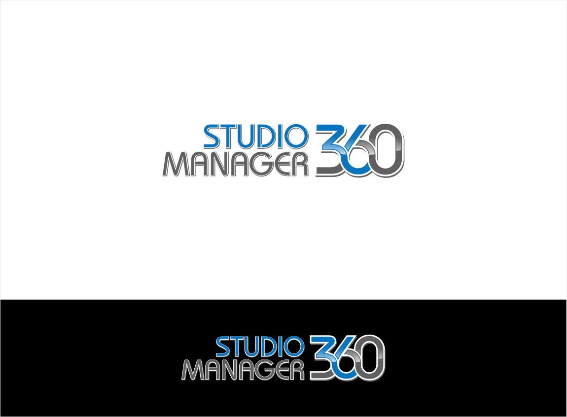 Logo Design by haidu - Entry No. 129 in the Logo Design Contest Unique Logo Design Wanted for Studio Manager 360.