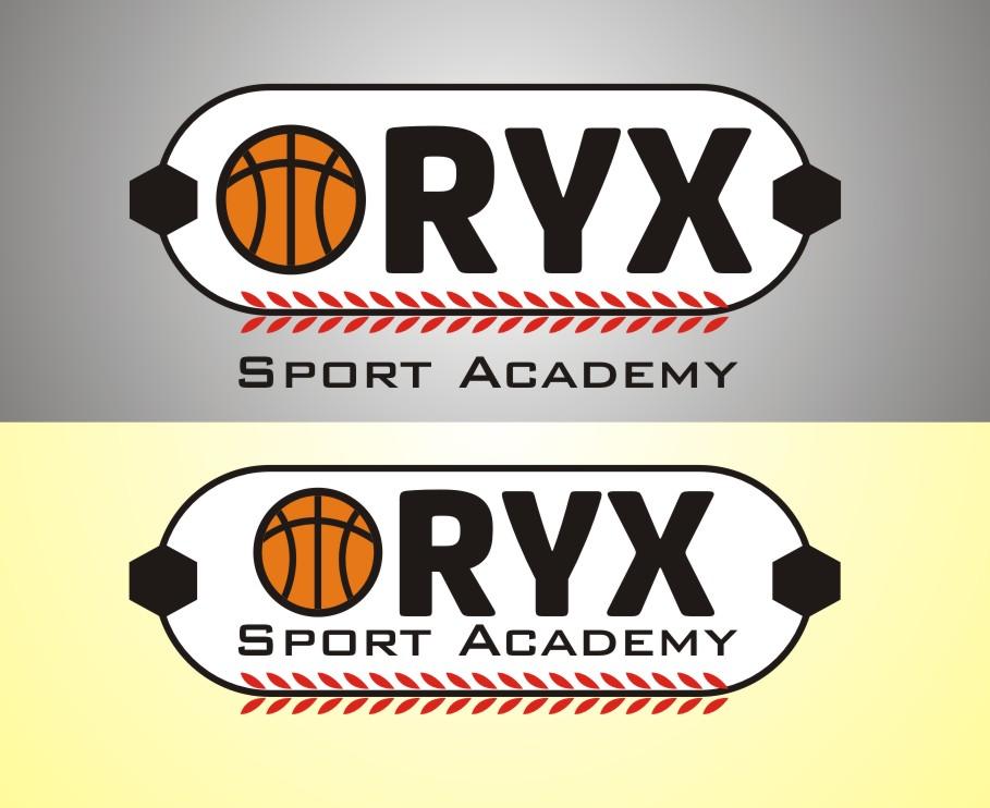 Logo Design by Fariz Arianto - Entry No. 42 in the Logo Design Contest New Logo Design for Oryx Sports Academy.