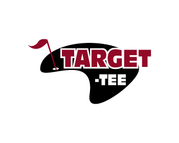 Logo Design by ibbie_ammiel2508 - Entry No. 54 in the Logo Design Contest Imaginative Logo Design for TARGET-TEE.
