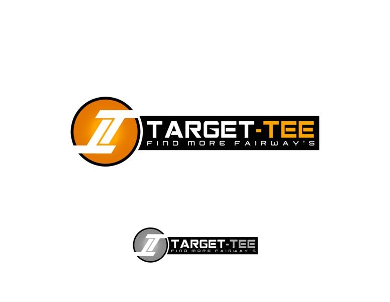 Logo Design by Juan_Kata - Entry No. 56 in the Logo Design Contest Imaginative Logo Design for TARGET-TEE.
