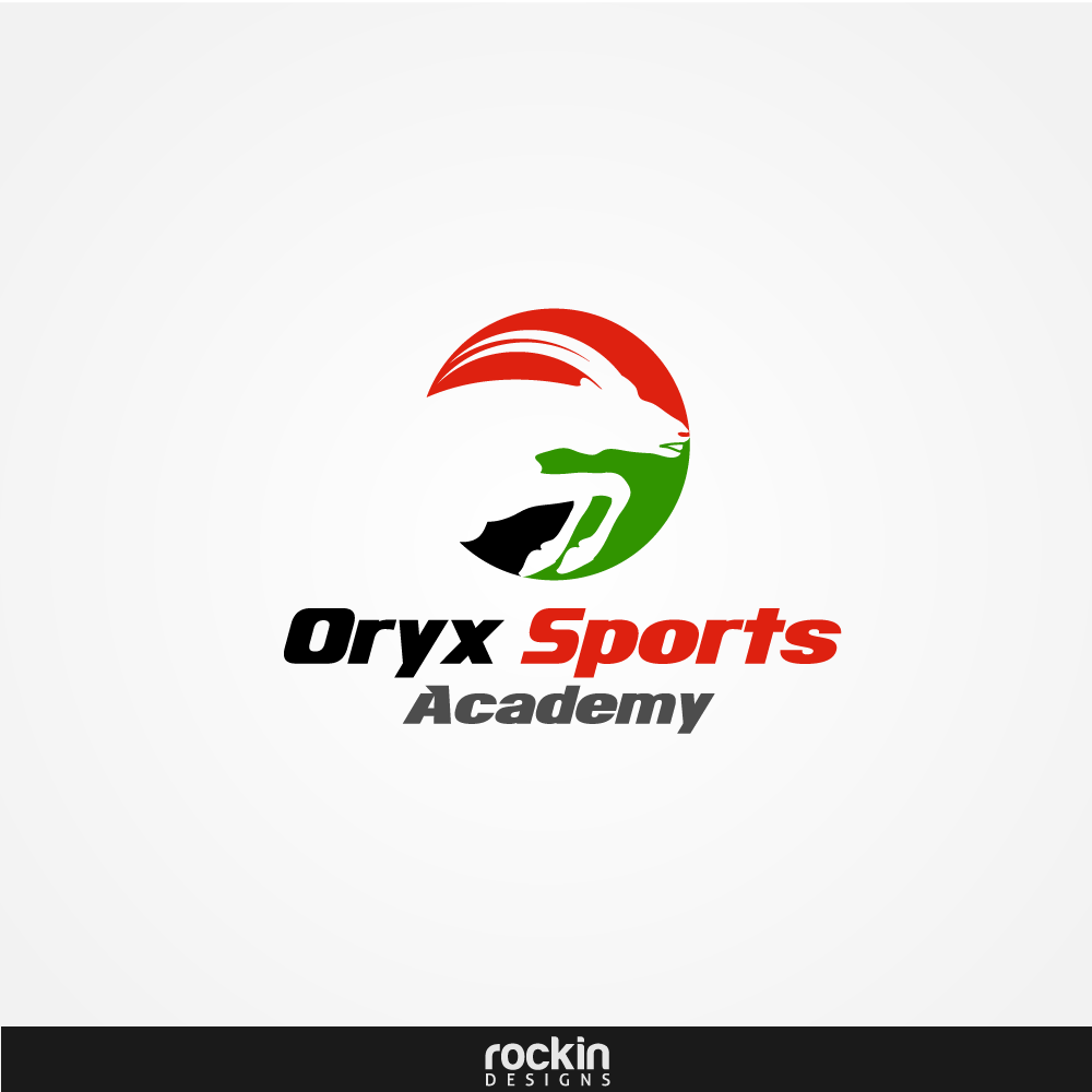 Logo Design by rockin - Entry No. 50 in the Logo Design Contest New Logo Design for Oryx Sports Academy.