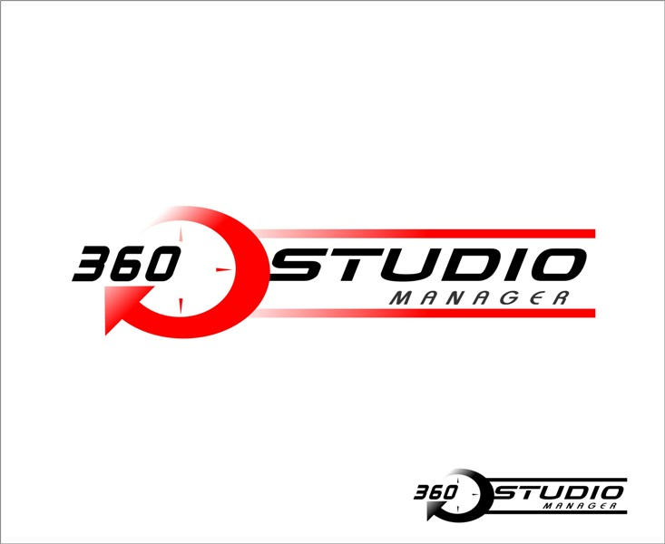Logo Design by Mhon_Rose - Entry No. 147 in the Logo Design Contest Unique Logo Design Wanted for Studio Manager 360.