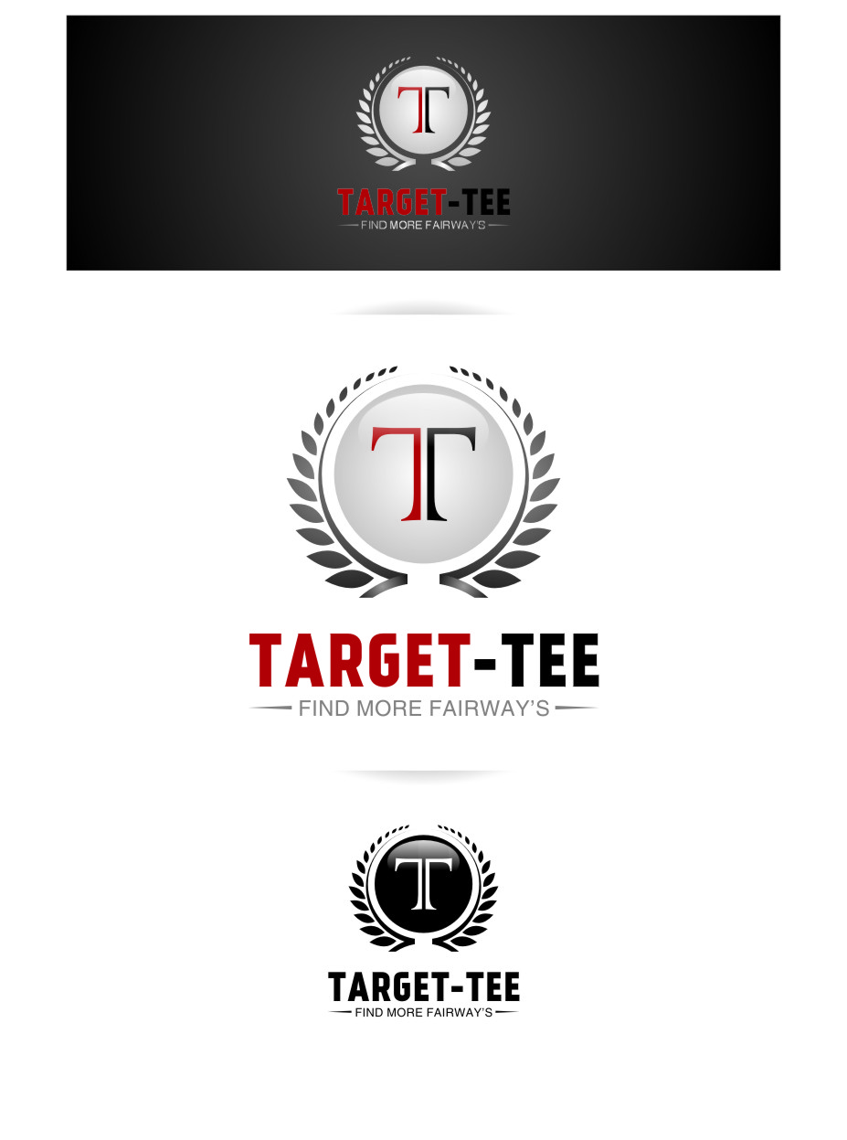 Logo Design by Ngepet_art - Entry No. 59 in the Logo Design Contest Imaginative Logo Design for TARGET-TEE.