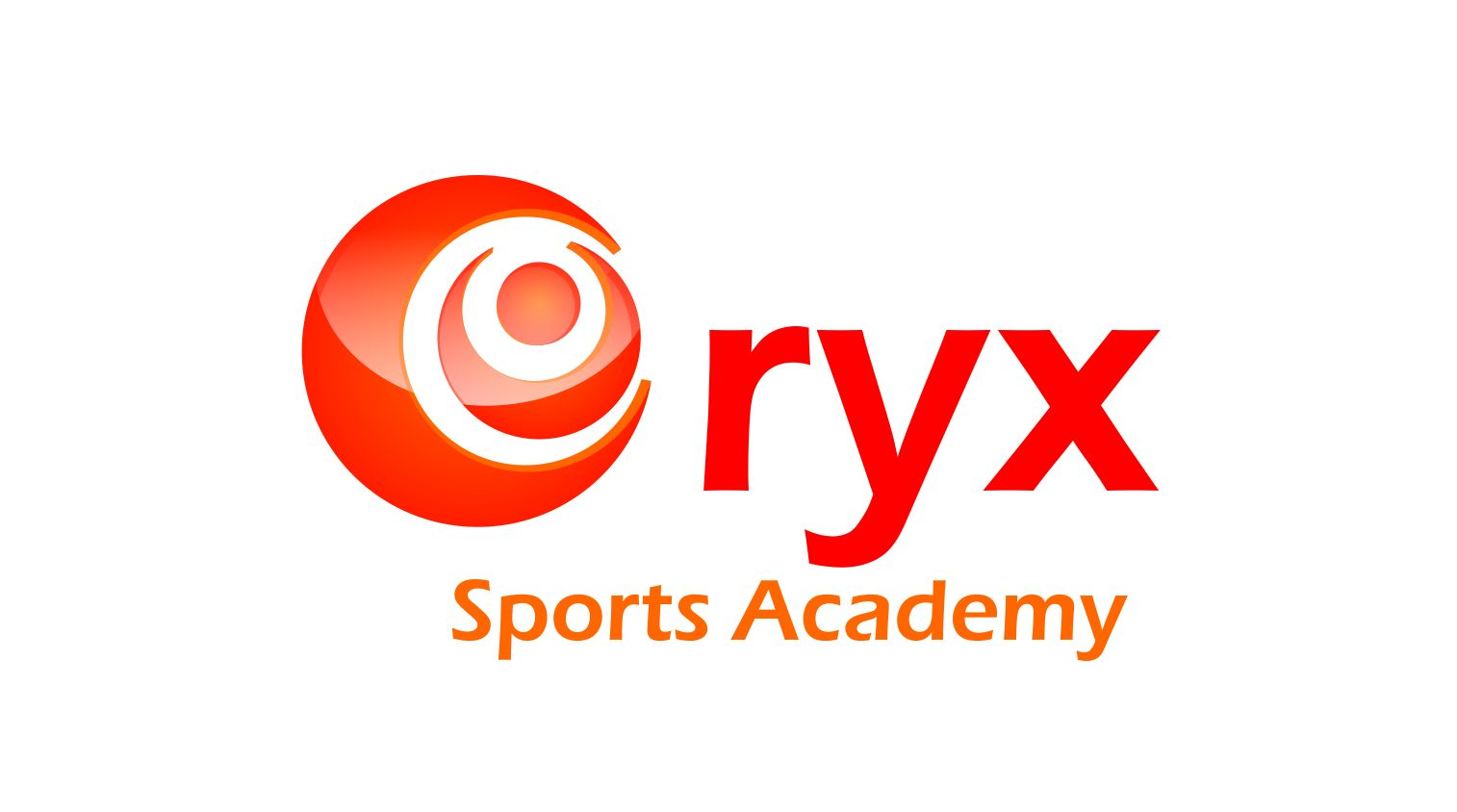 Logo Design by Choirul Jcd - Entry No. 55 in the Logo Design Contest New Logo Design for Oryx Sports Academy.