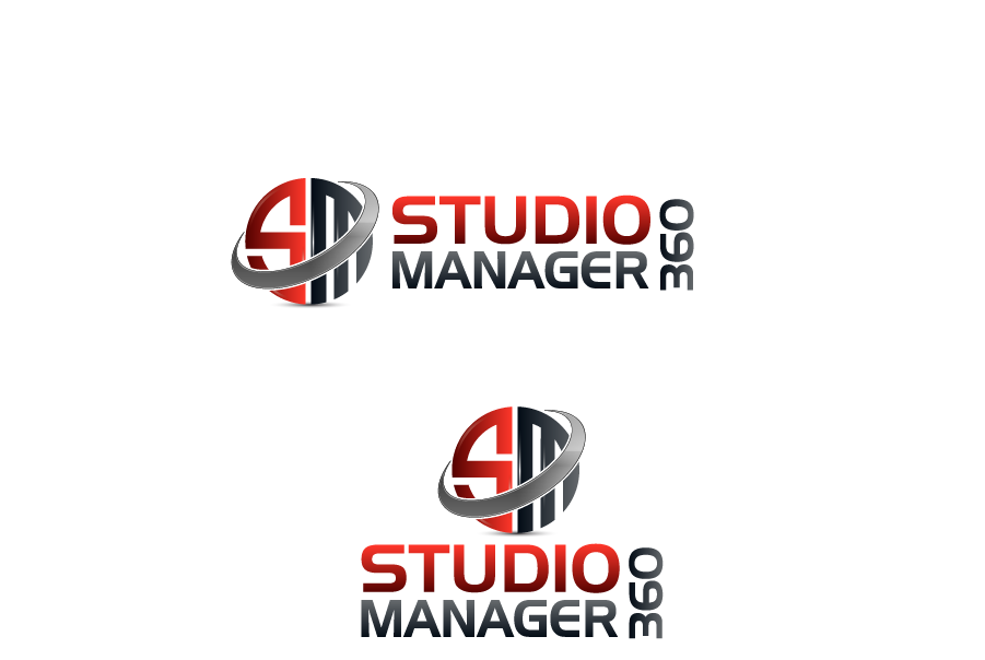 Logo Design by Private User - Entry No. 151 in the Logo Design Contest Unique Logo Design Wanted for Studio Manager 360.