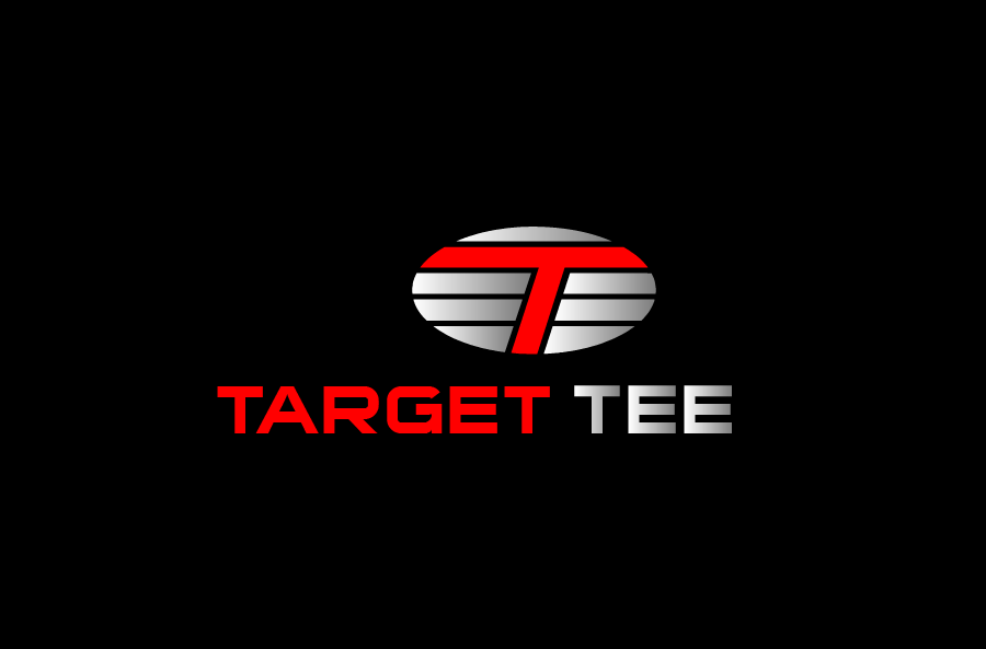 Logo Design by brands_in - Entry No. 63 in the Logo Design Contest Imaginative Logo Design for TARGET-TEE.