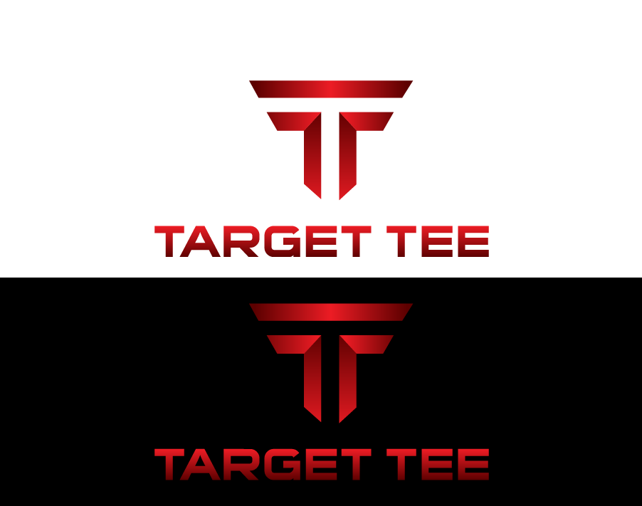 Logo Design by brands_in - Entry No. 65 in the Logo Design Contest Imaginative Logo Design for TARGET-TEE.