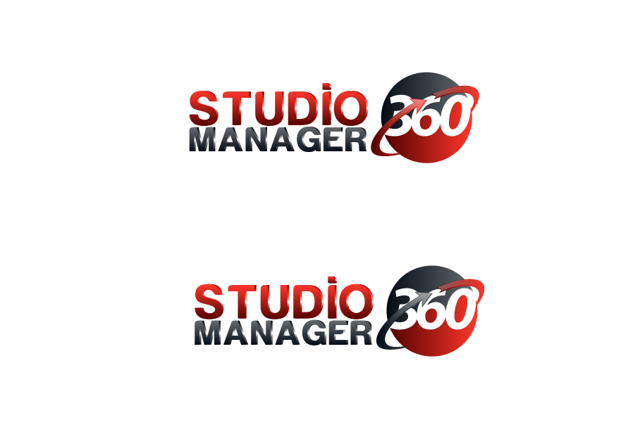 Logo Design by Private User - Entry No. 158 in the Logo Design Contest Unique Logo Design Wanted for Studio Manager 360.