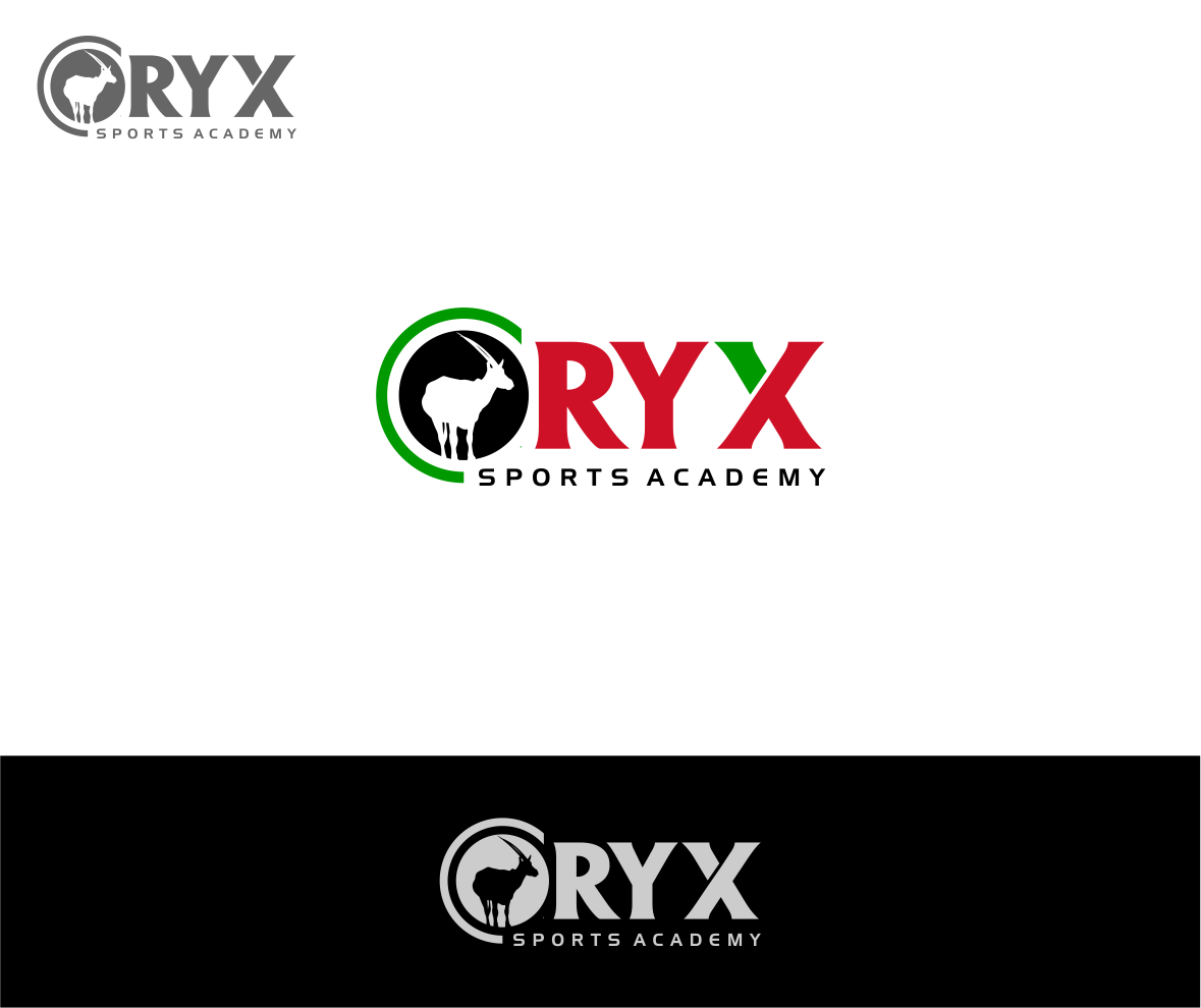 Logo Design by haidu - Entry No. 71 in the Logo Design Contest New Logo Design for Oryx Sports Academy.