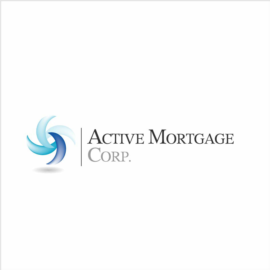 Logo Design by Zisis-Papalexiou - Entry No. 166 in the Logo Design Contest Active Mortgage Corp..