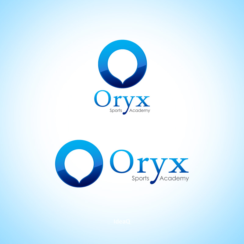 Logo Design by Puspita Wahyuni - Entry No. 74 in the Logo Design Contest New Logo Design for Oryx Sports Academy.