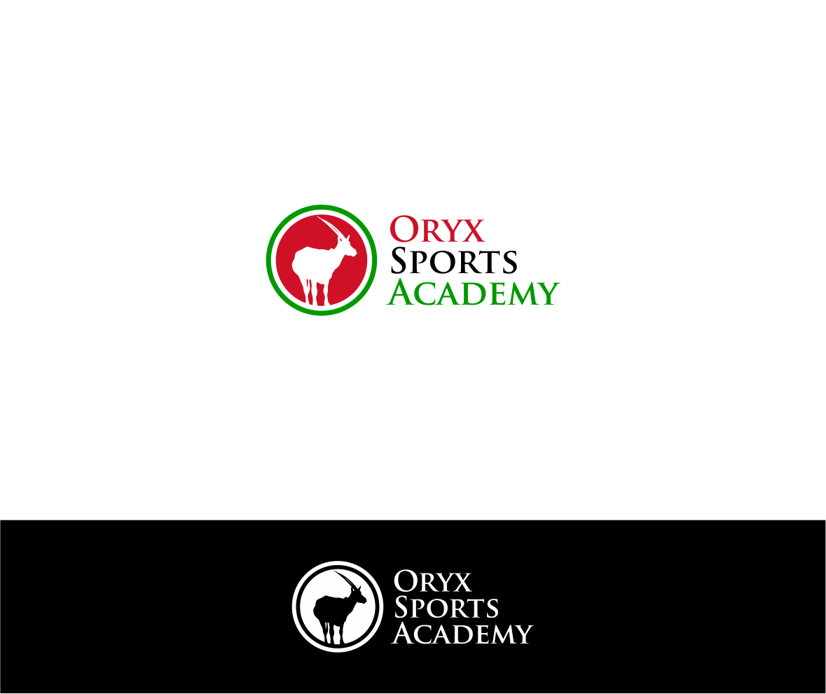 Logo Design by haidu - Entry No. 76 in the Logo Design Contest New Logo Design for Oryx Sports Academy.