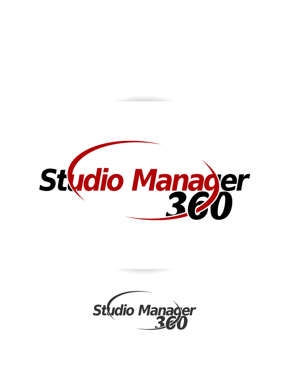 Logo Design by RasYa Muhammad Athaya - Entry No. 163 in the Logo Design Contest Unique Logo Design Wanted for Studio Manager 360.