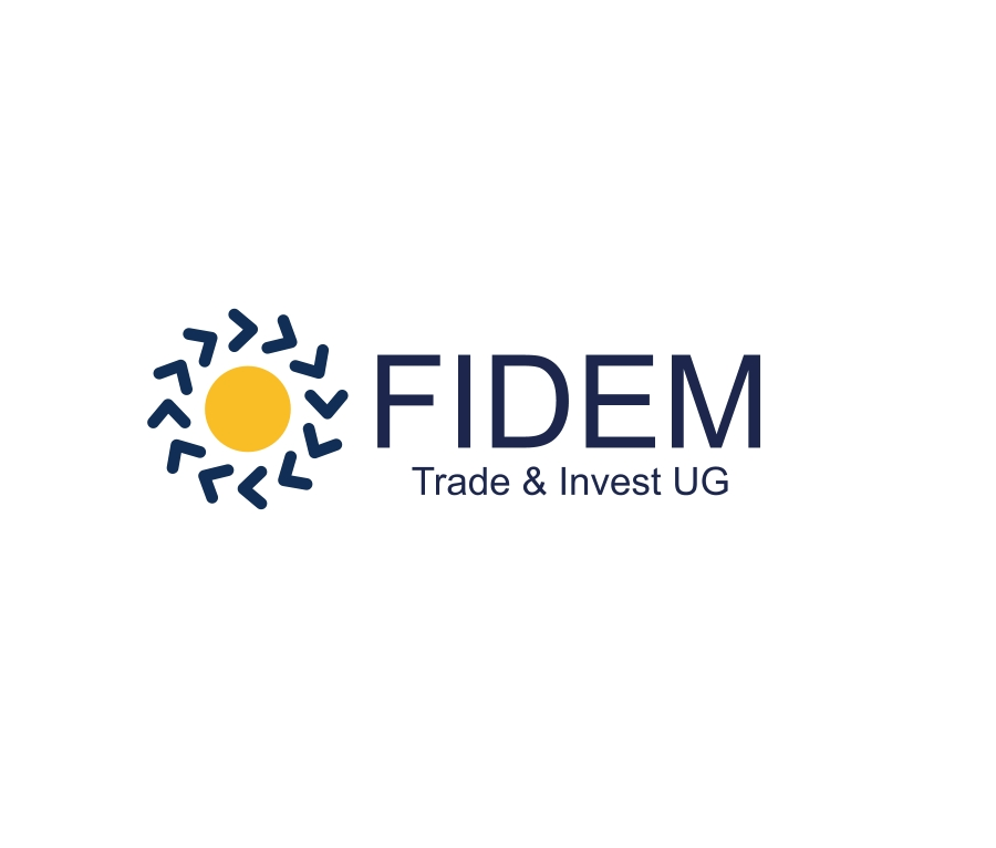 Logo Design by Private User - Entry No. 4 in the Logo Design Contest Professional Logo Design for FIDEM Trade & Invest UG.