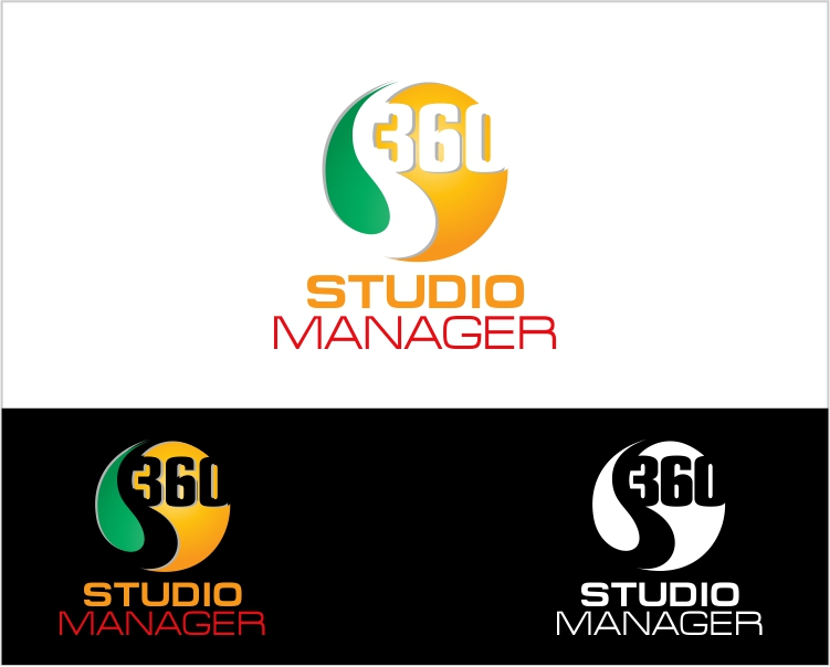 Logo Design by Private User - Entry No. 166 in the Logo Design Contest Unique Logo Design Wanted for Studio Manager 360.