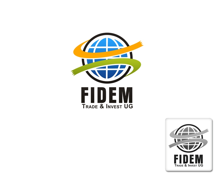 Logo Design by Juan_Kata - Entry No. 7 in the Logo Design Contest Professional Logo Design for FIDEM Trade & Invest UG.