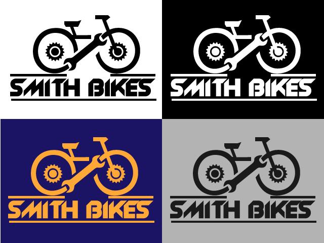 Logo Design by ronik.web - Entry No. 4 in the Logo Design Contest Fun Logo Design for SMITH BIKES.