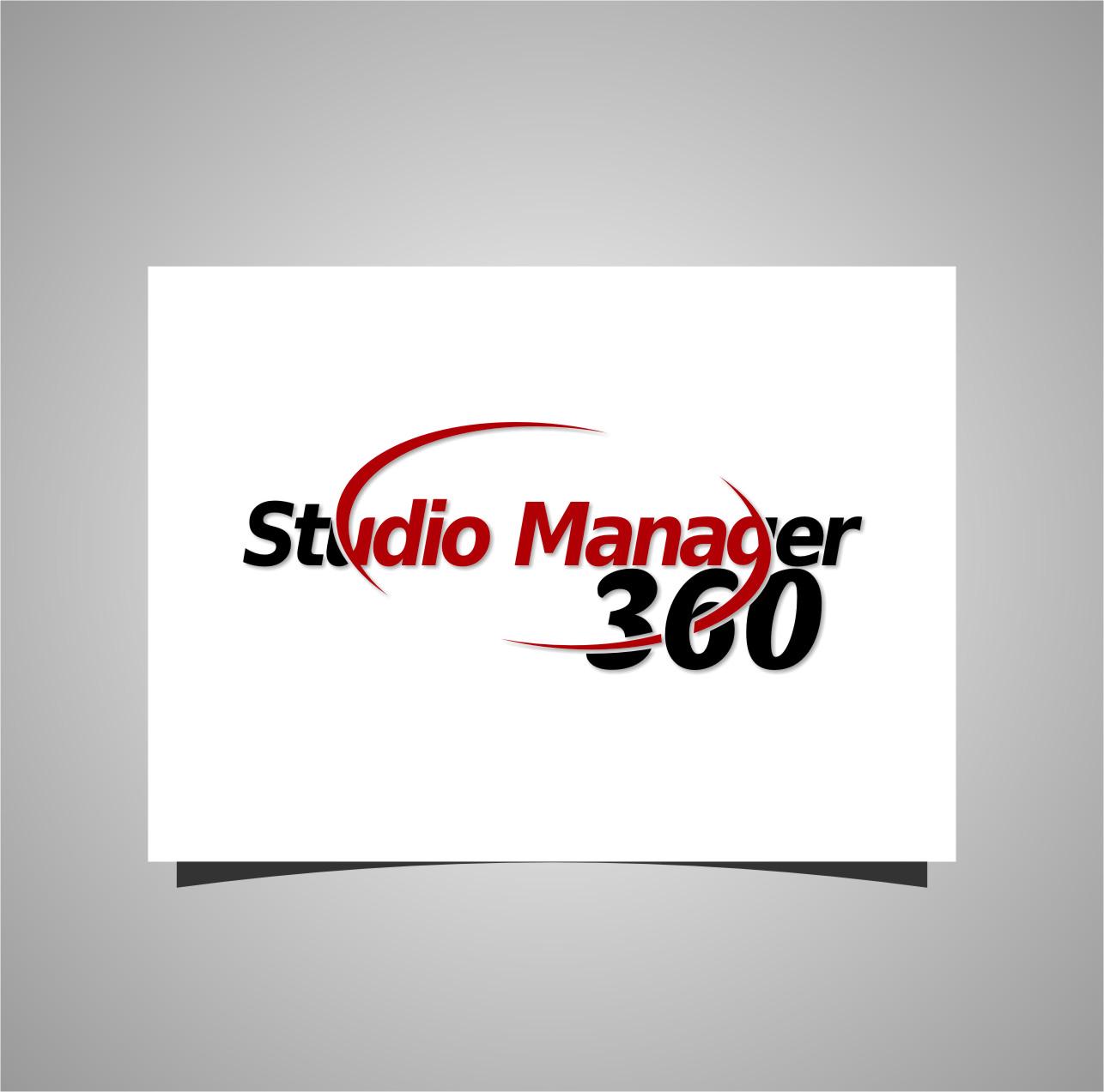 Logo Design by RasYa Muhammad Athaya - Entry No. 175 in the Logo Design Contest Unique Logo Design Wanted for Studio Manager 360.