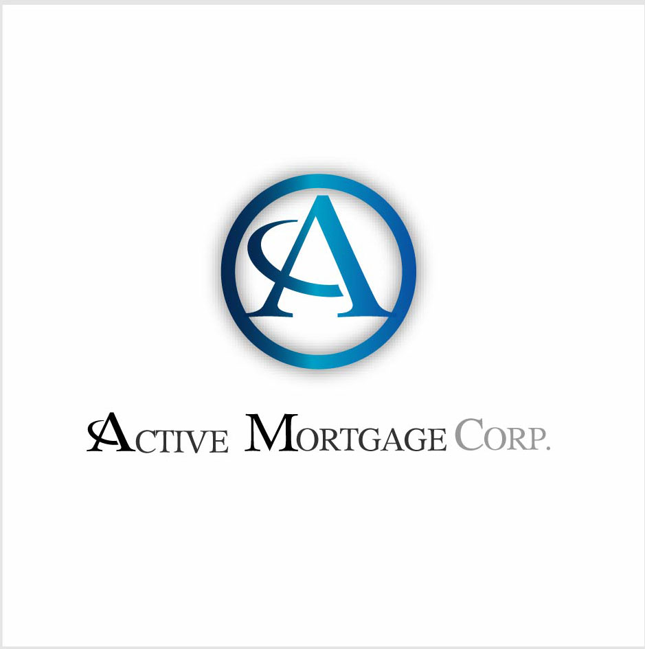 Logo Design by Zisis-Papalexiou - Entry No. 172 in the Logo Design Contest Active Mortgage Corp..