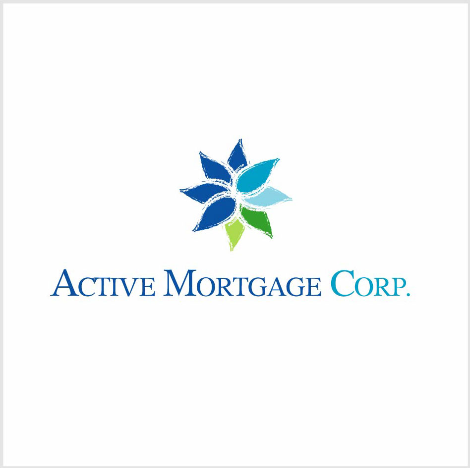 Logo Design by Zisis-Papalexiou - Entry No. 173 in the Logo Design Contest Active Mortgage Corp..