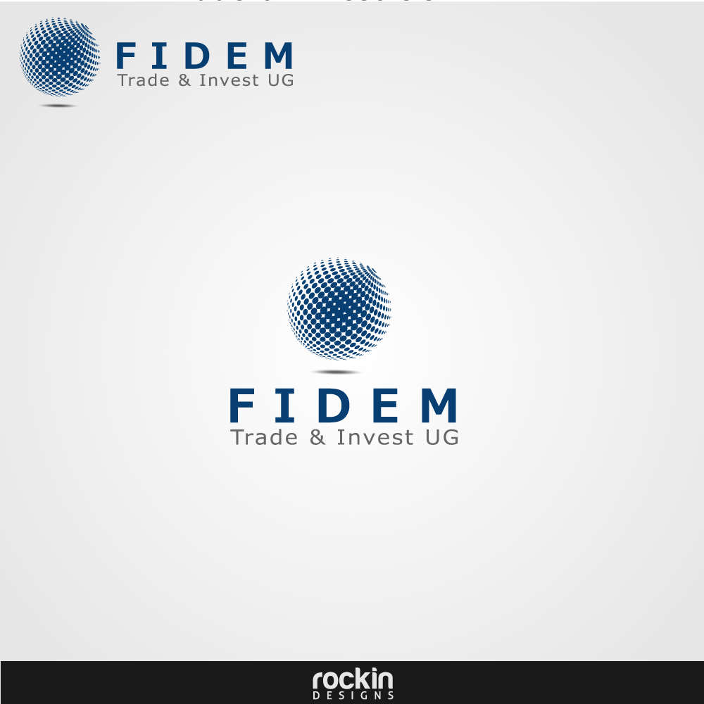 Logo Design by rockin - Entry No. 11 in the Logo Design Contest Professional Logo Design for FIDEM Trade & Invest UG.