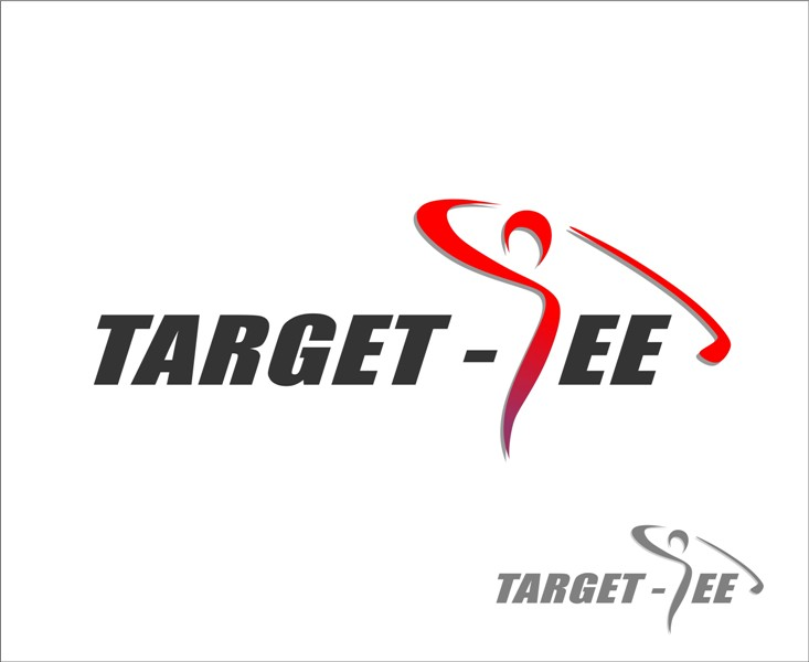Logo Design by Mhon_Rose - Entry No. 87 in the Logo Design Contest Imaginative Logo Design for TARGET-TEE.