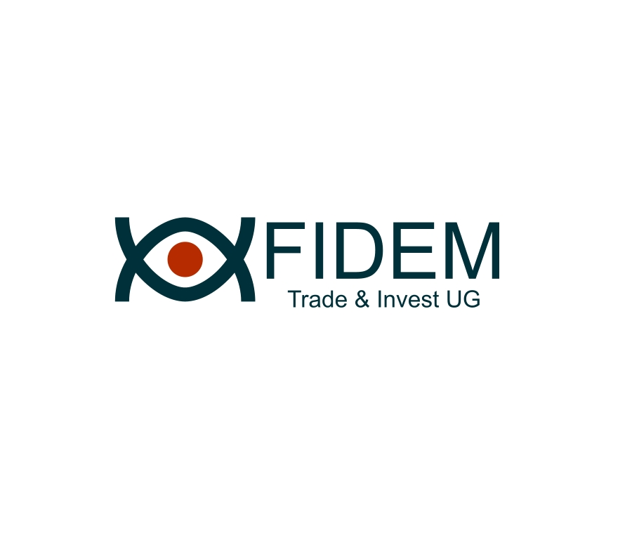 Logo Design by Private User - Entry No. 12 in the Logo Design Contest Professional Logo Design for FIDEM Trade & Invest UG.