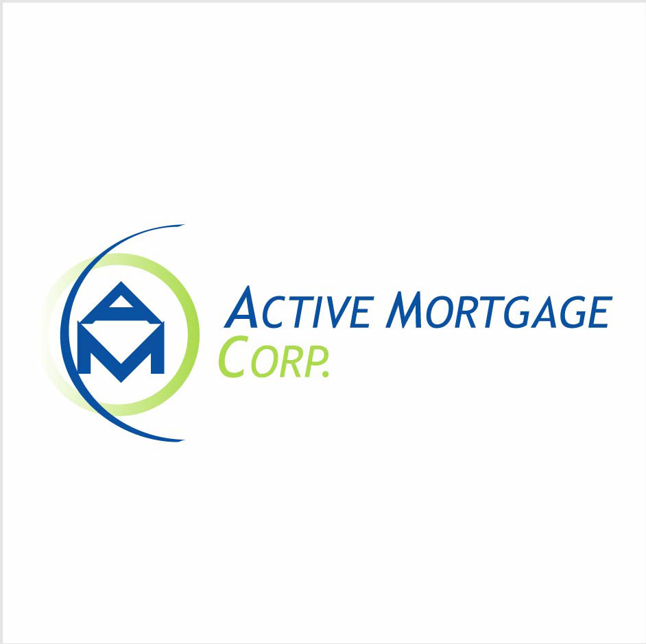 Logo Design by Zisis-Papalexiou - Entry No. 174 in the Logo Design Contest Active Mortgage Corp..