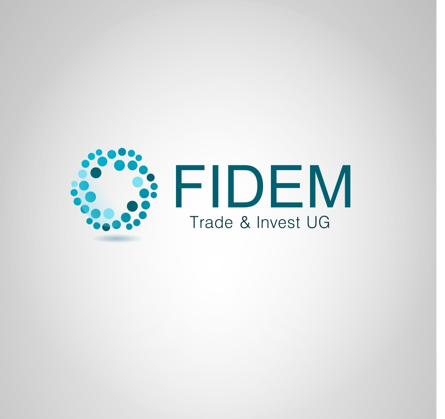 Logo Design by Private User - Entry No. 13 in the Logo Design Contest Professional Logo Design for FIDEM Trade & Invest UG.