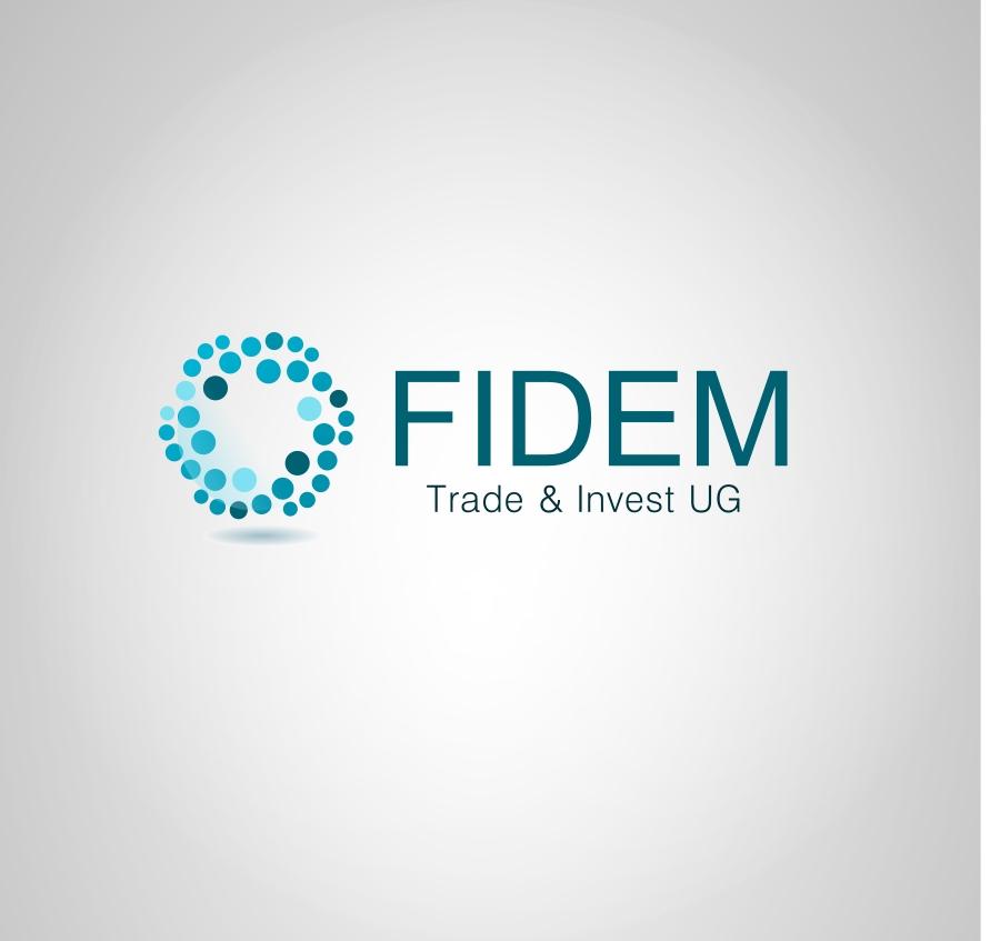 Logo Design by Private User - Entry No. 13 in the Logo Design Contest Professional Logo Design for FIDEM Trade & Invest UG.