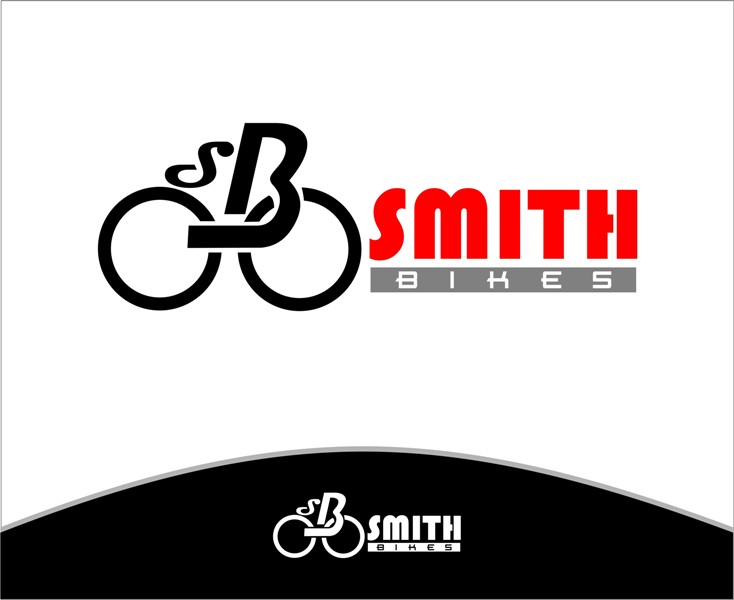 Logo Design by Mhon_Rose - Entry No. 7 in the Logo Design Contest Fun Logo Design for SMITH BIKES.