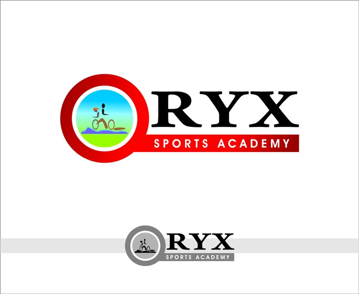 Logo Design by Mhon_Rose - Entry No. 90 in the Logo Design Contest New Logo Design for Oryx Sports Academy.
