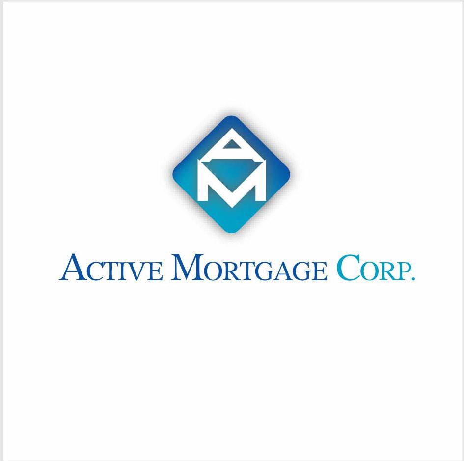 Logo Design by Zisis-Papalexiou - Entry No. 175 in the Logo Design Contest Active Mortgage Corp..