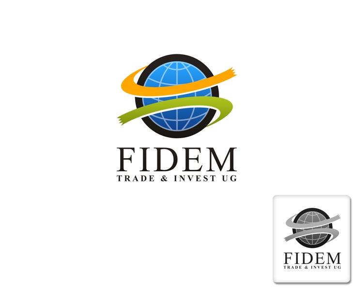 Logo Design by Juan_Kata - Entry No. 17 in the Logo Design Contest Professional Logo Design for FIDEM Trade & Invest UG.