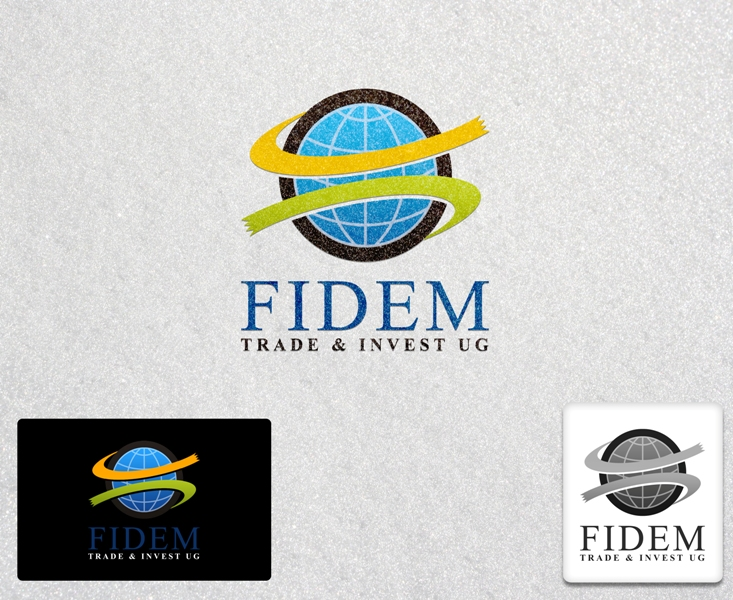 Logo Design by Juan_Kata - Entry No. 19 in the Logo Design Contest Professional Logo Design for FIDEM Trade & Invest UG.