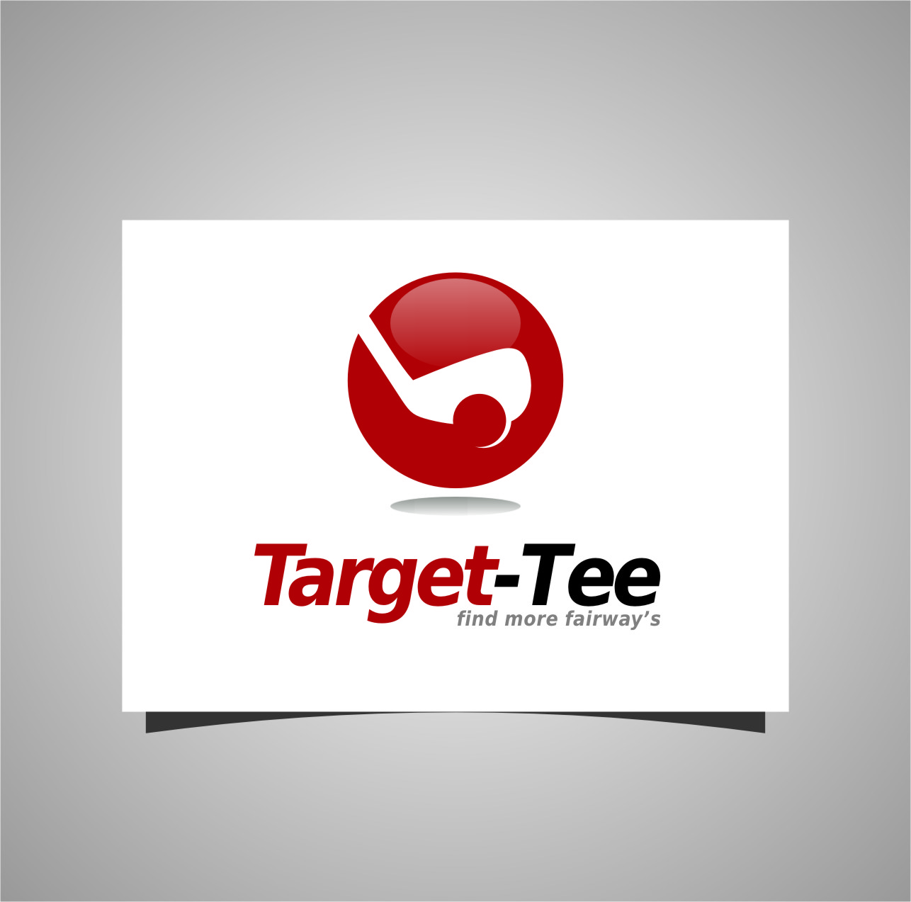 Logo Design by Ngepet_art - Entry No. 92 in the Logo Design Contest Imaginative Logo Design for TARGET-TEE.