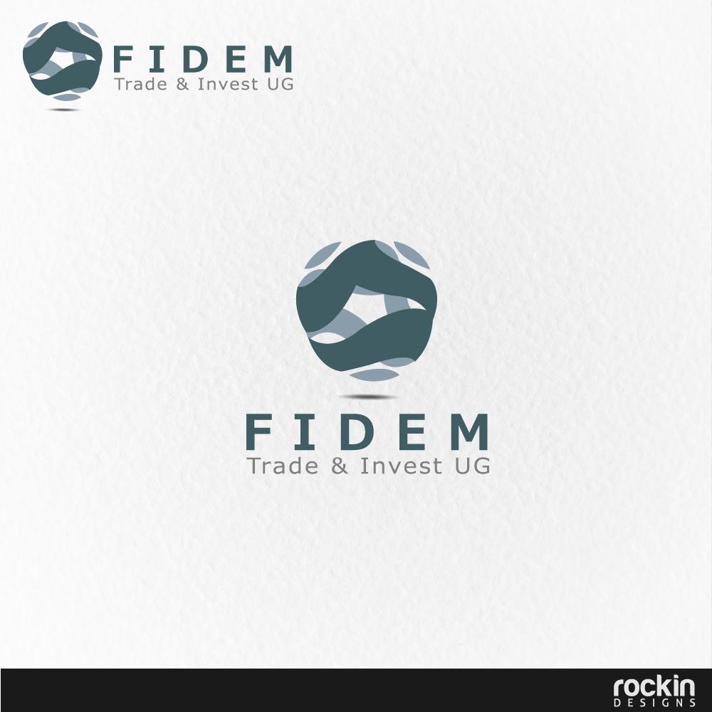 Logo Design by rockin - Entry No. 20 in the Logo Design Contest Professional Logo Design for FIDEM Trade & Invest UG.