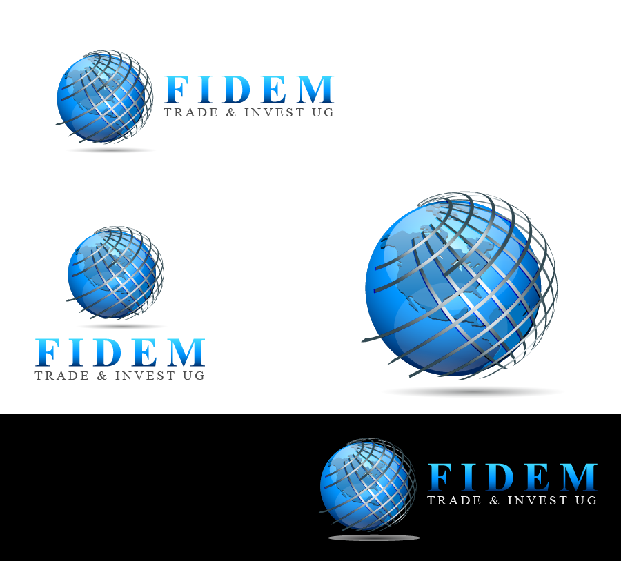 Logo Design by Private User - Entry No. 22 in the Logo Design Contest Professional Logo Design for FIDEM Trade & Invest UG.