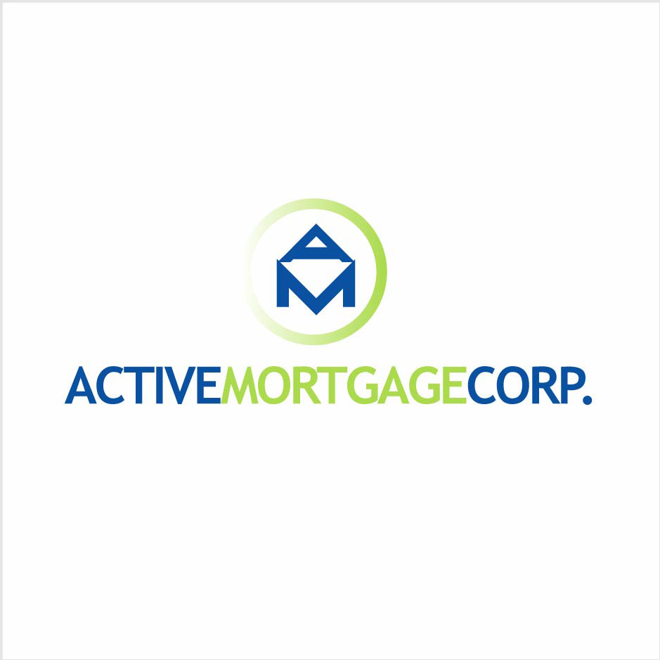Logo Design by Zisis-Papalexiou - Entry No. 176 in the Logo Design Contest Active Mortgage Corp..