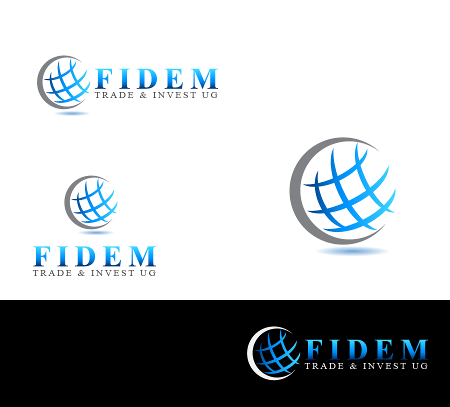 Logo Design by Private User - Entry No. 23 in the Logo Design Contest Professional Logo Design for FIDEM Trade & Invest UG.