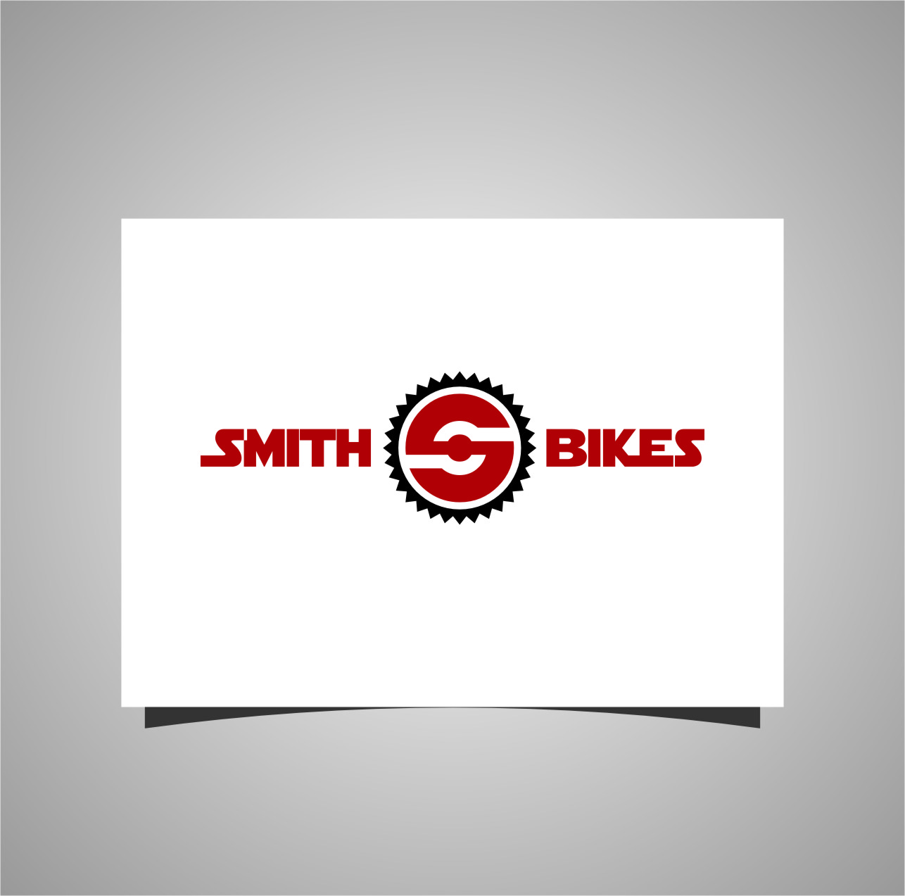 Logo Design by RoSyid Rono-Rene On Java - Entry No. 9 in the Logo Design Contest Fun Logo Design for SMITH BIKES.