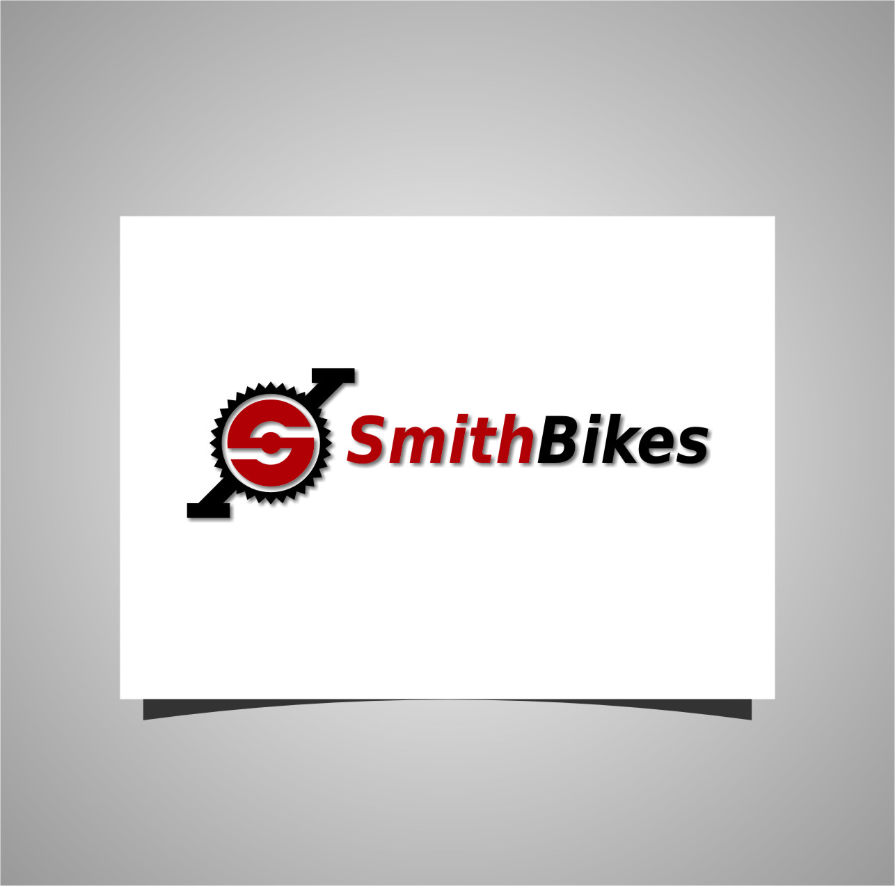 Logo Design by RoSyid Rono-Rene On Java - Entry No. 10 in the Logo Design Contest Fun Logo Design for SMITH BIKES.