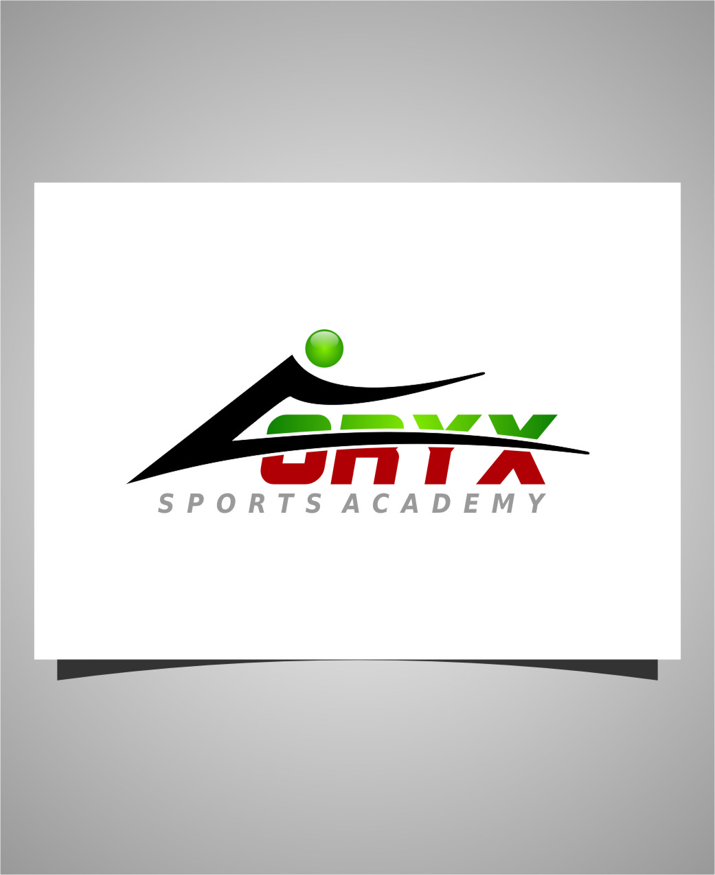 Logo Design by RasYa Muhammad Athaya - Entry No. 92 in the Logo Design Contest New Logo Design for Oryx Sports Academy.